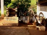 Farm for sale in Campina Grande - Machinery to produce Cachaça - sugar cane press