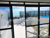 Apartment for sale in Joao Pessoa - View through upstairs lounge doors