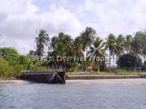 Island/Waterfront for sale in Itamaraca - Arriving at the island