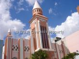 Campina Grande, Paraiba, Brazil - A taste of the architecture in the city of Campina Grande