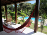 Country Home for rent in Joao Pessoa - Terrace and pool view