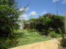 House for sale in Joao Pessoa - Back garden and car port