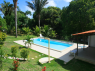 Country Home for rent in Joao Pessoa - Pool and gardens from balcony